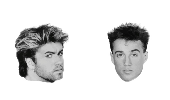80s-tastic Wham! George Michael Tribute