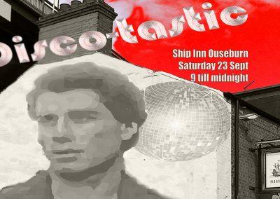 Disco-tastic DJ Night