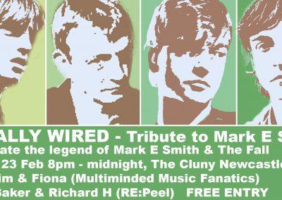 Mark E Smith and Fall Tribute