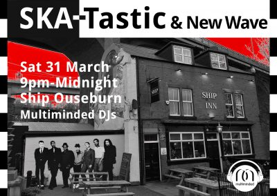 SKA-tastic and New Wave